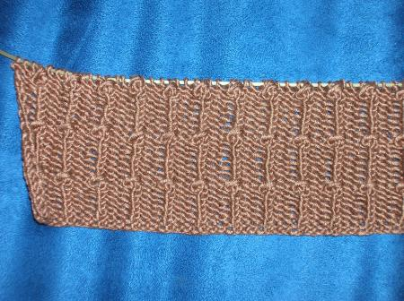 brown Millefili Fine swatch
