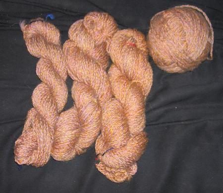 cabled yarn