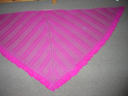Handsome Triangle blocking
