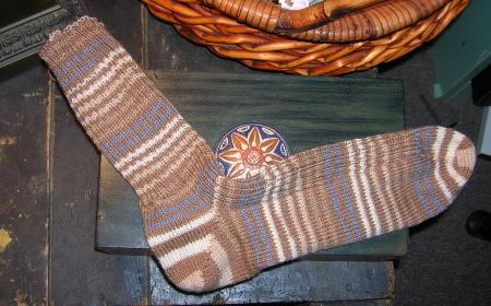 sock for a soldier