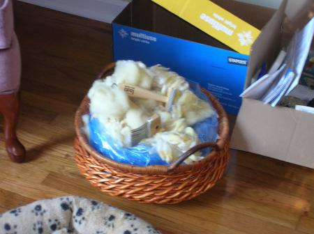 basket of fiber